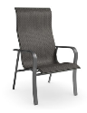 Kashton High Back Dining Chair - Padded