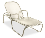 Passport Adjustable Chaise - Mesh