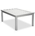 "Dockside 28"" x 44"" Rectangular Coffee Table"