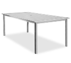 "Dockside 32"" x 64"" Rectangular Balcony Table"