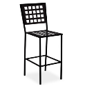 Manhattan Bar Stool - Checkered