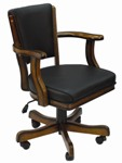 Game Chair - Chestnut