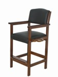 Spectator Chair - Chestnut