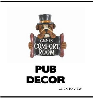 Pub Decor